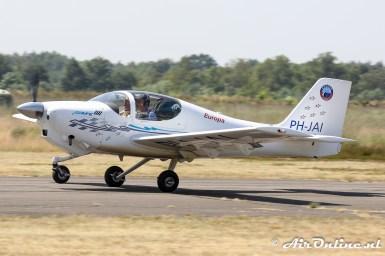 PH-JAI Europa Aircraft Europa XS