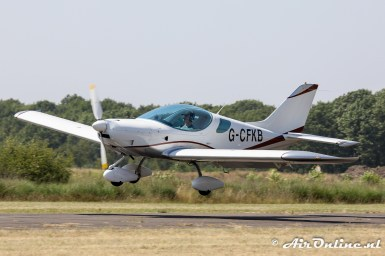 G-CFKB Czech Aircraft Works SportCruiser
