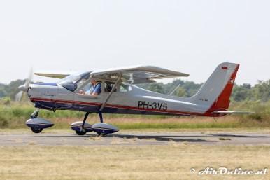 PH-3V5 Tecnam P-92S Echo