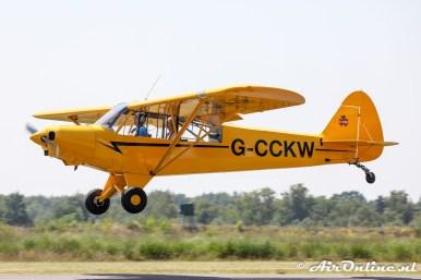 G-CCKW Piper PA-18-135 Super Cub