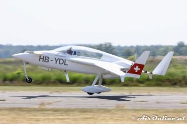 HB-YDL Rutan Vari-Ez
