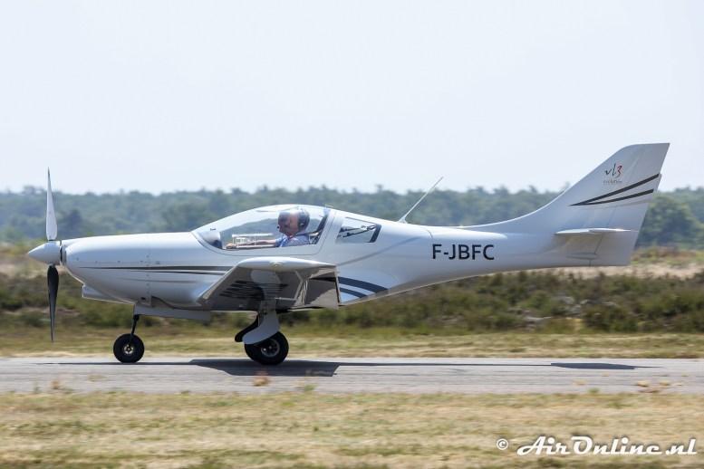 59-DRB / F-JBFC JMB Aircraft VL3 Evolution