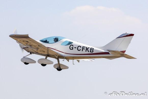 G-CFKB Czech Aircraft Works SportCruiser