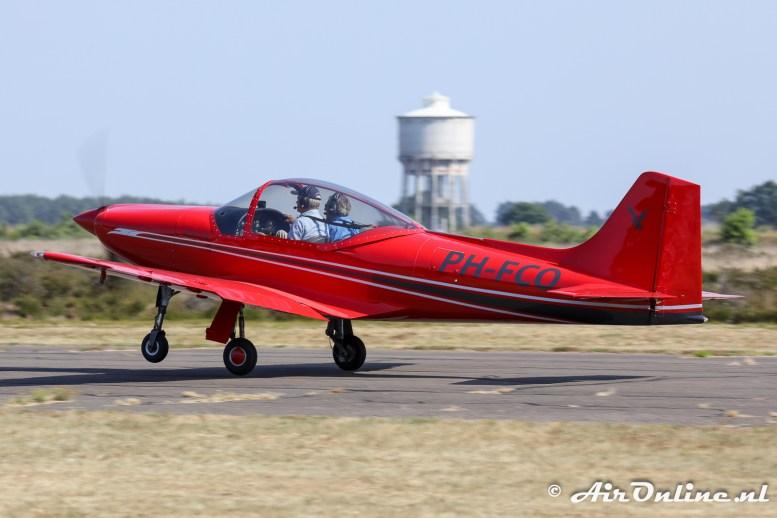 PH-FCO Sequoia F8L Falco