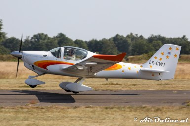 LX-CWT European Aviation Europa XS