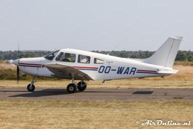 OO-WAR Piper PA-28-161 Warrior III