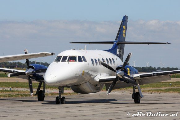 PH-FCI British Aerospace BAe Jetstream 3201