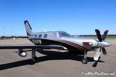 N630PM Piper PA-46-500TP Malibu Meridian