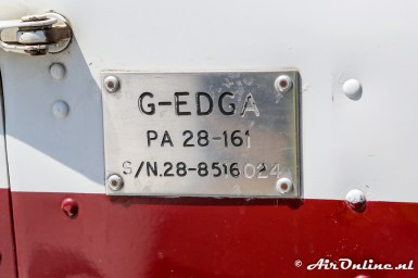 G-EDGA Piper PA-28-161 Warroir II