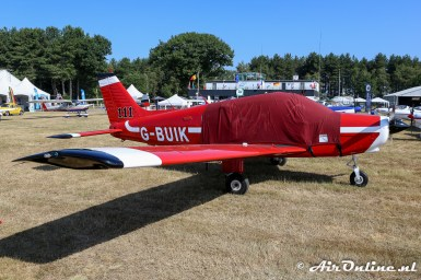 G-BUIK Piper PA-28-161 Warrior II