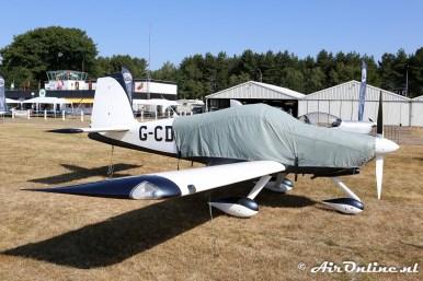 G-CDRV Vans RV-9A