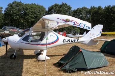 G-KUPP Flight Design CT-SW