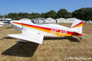 SE-XIP Thorp T-18 Tiger