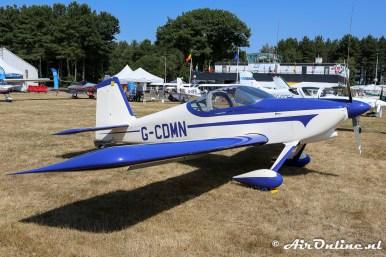 G-CDMN Vans RV-9