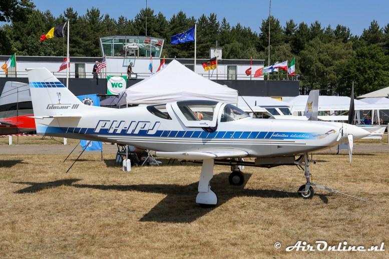 PH-IPJ Stoddard-Hamilton Glasair III