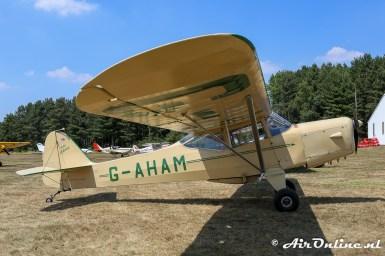 G-AHAM Auster V J/1 Autocrat
