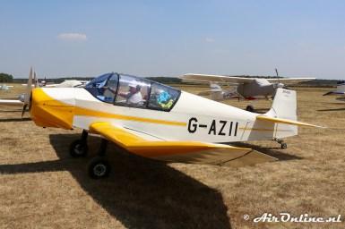 G-AZII SAN Jodel D 117A