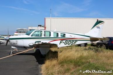 F-GOSF Beech A36 Bonanza 36