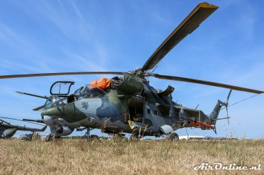3365 Mil Mi-24V Czech Air Force
