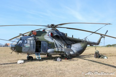 9926 Mil Mi-171Sh Czech Air Force