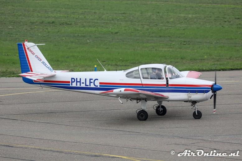 PH-LFC Fuji FA200-160 Aero Subaru