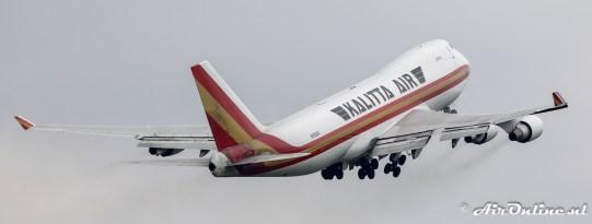 N705CK Boeing 747-4B5F Kalitta Air