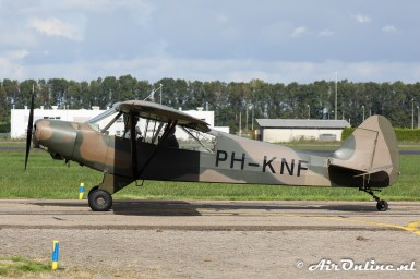 PH-KNF Piper PA-18-135 Super Cub