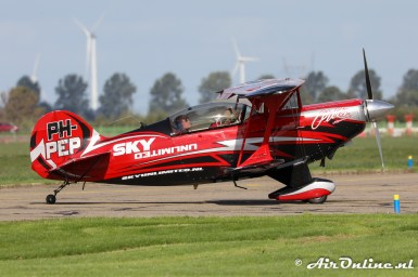 PH-PEP Pitts S-2B Special