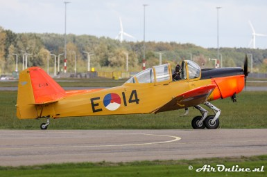 PH-AFS Fokker S-11.1 Instructor