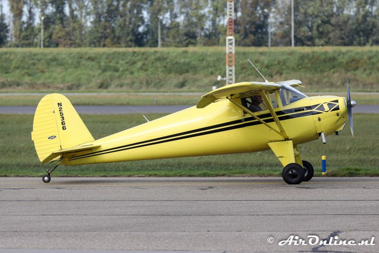N25366 Luscombe 8A Silvaire