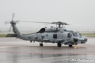 168115 / AB-700 Sikorsky MH-60R Seahawk US Navy - HSM-72