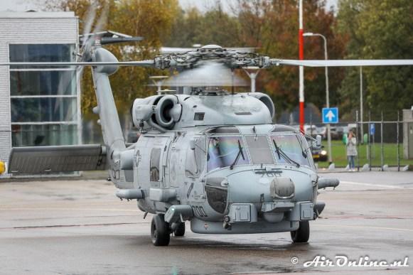 168115 / AB-700 Sikorsky MH-60R Seahawk US Navy - HSM-72