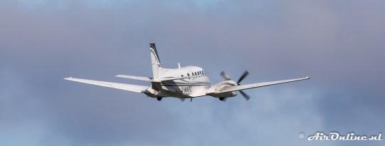 2-MAPZ Beech C90A King Air