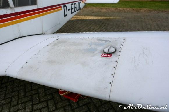 D-EGUQ Piper PA-28-140 Cherokee D