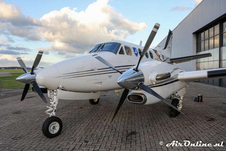 2-MAPZ Beech C90A King Air