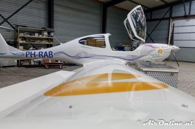 PH-RAB Diamond DA-40D Diamond Star TDI