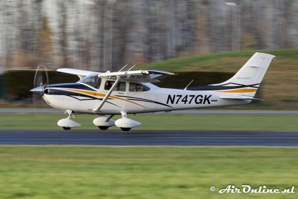 N747GK Cessna 182T Skylane