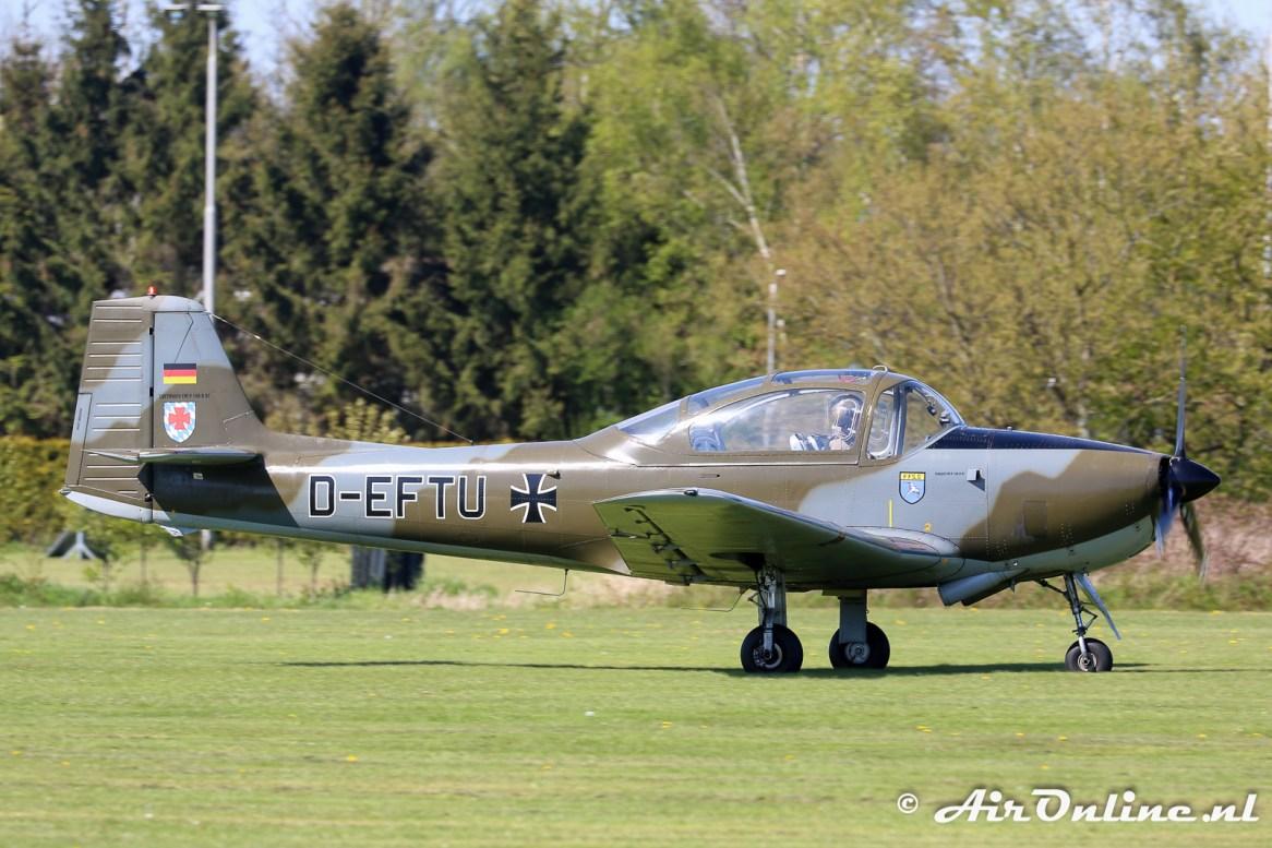 D-EFTU Piaggio FWP-149D
