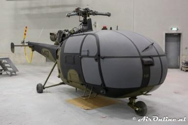 A-407 Sud Aviation SE 316B Alouette III ex KLu