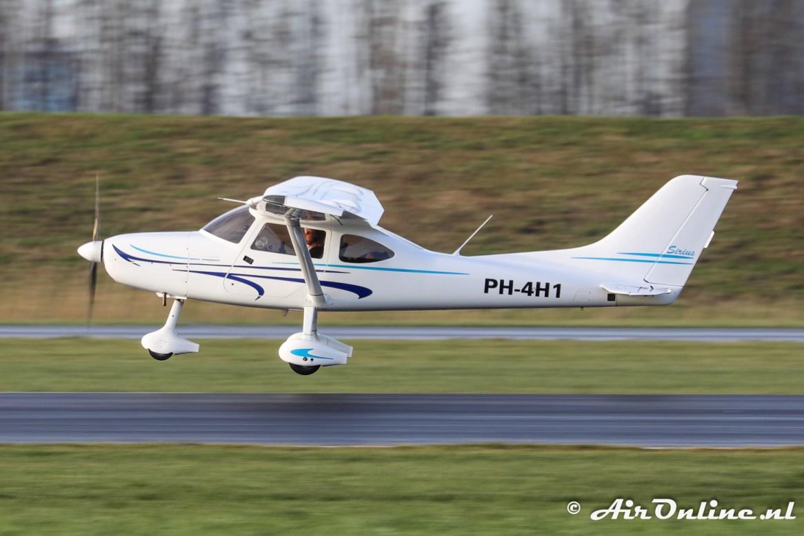 PH-4H1 TL Ultralight TL-3000 Sirius