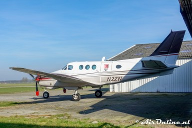 N2ZN Beech B90 King Air