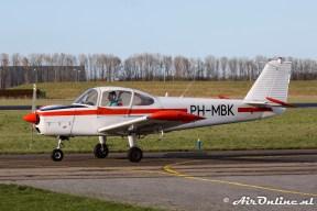 PH-MBK Fuji FA-200-160 Aero Subaru