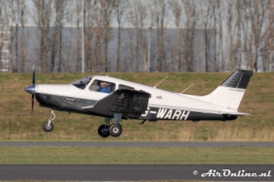 G-WARH Piper PA-28-161 Warrior III