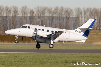PH-OCI British Aerospace BAe Jetstream 3200