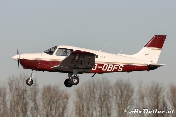 G-OBFS Piper PA-28-161 Warrior III