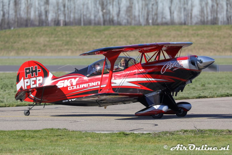 PH-PEP Pitts S2B Special