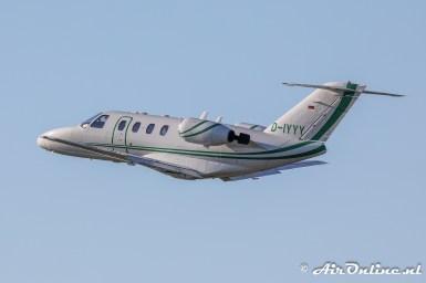 D-IYYY Cessna 525 CitationJet 1