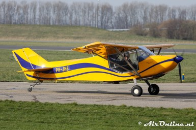 PH-JHS Rans S-6S Coyote II