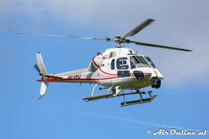 PH-HHJ SNIAS AS 355 F2 Ecureuil 2 Heli Holland