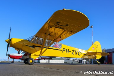 PH-ZVC Piper PA-18-150 Super Cub